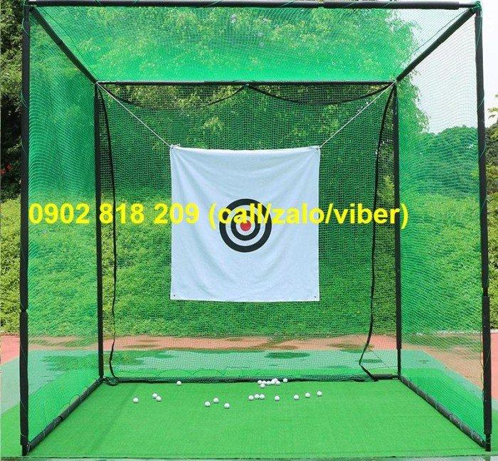 Bộ khung lưới tập golf tại nhà1