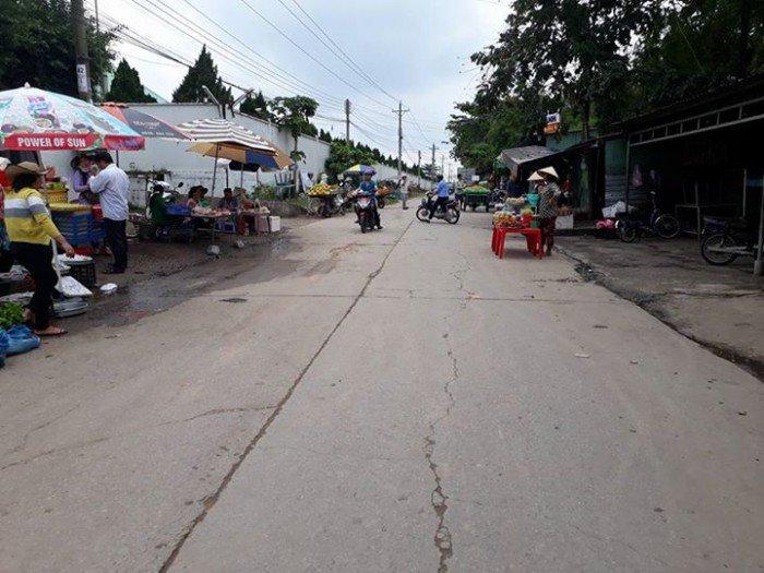Bán đất đường DX075 Định Hòa Thủ Dầu Một Bình Dương. Vị trí kinh doanh buôn bán.