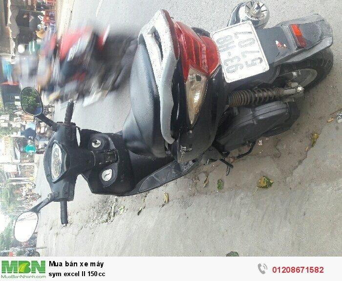 Sym excel ll 150cc