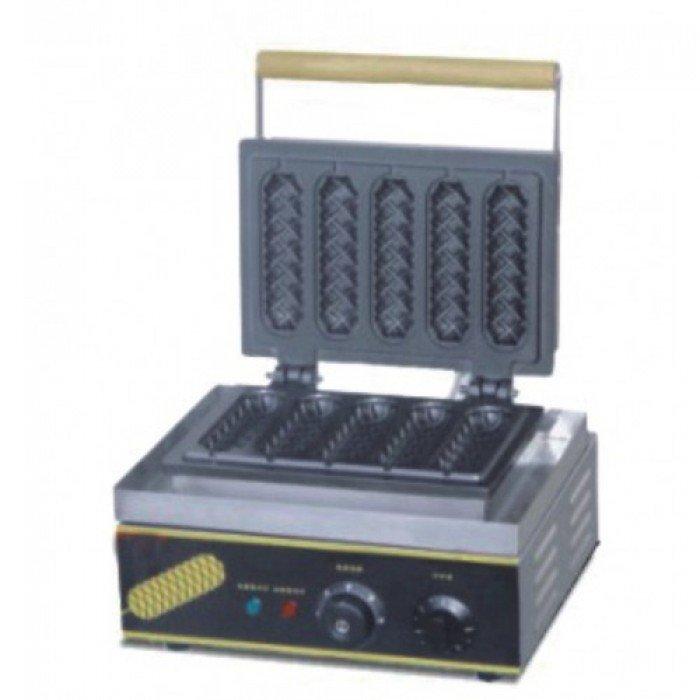 Máy làm bánh hotdog 5 khay ZH1190
