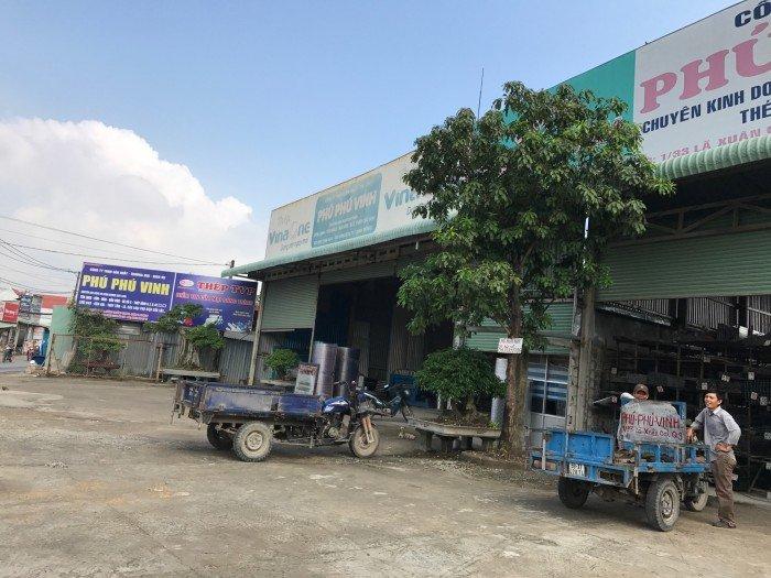 Bán đất mặt tiền kinh doanh Lã Xuân Oai ngay ngã 3 Lò Lu, Quận 9.