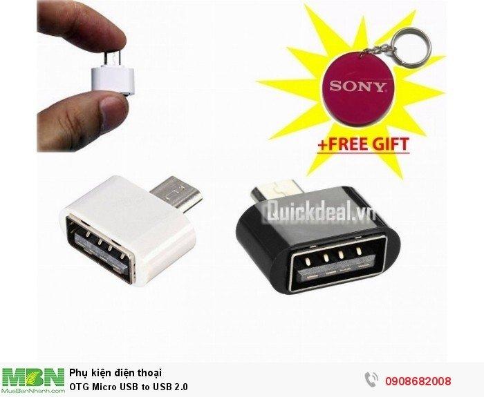 OTG Micro USB to USB 2.0