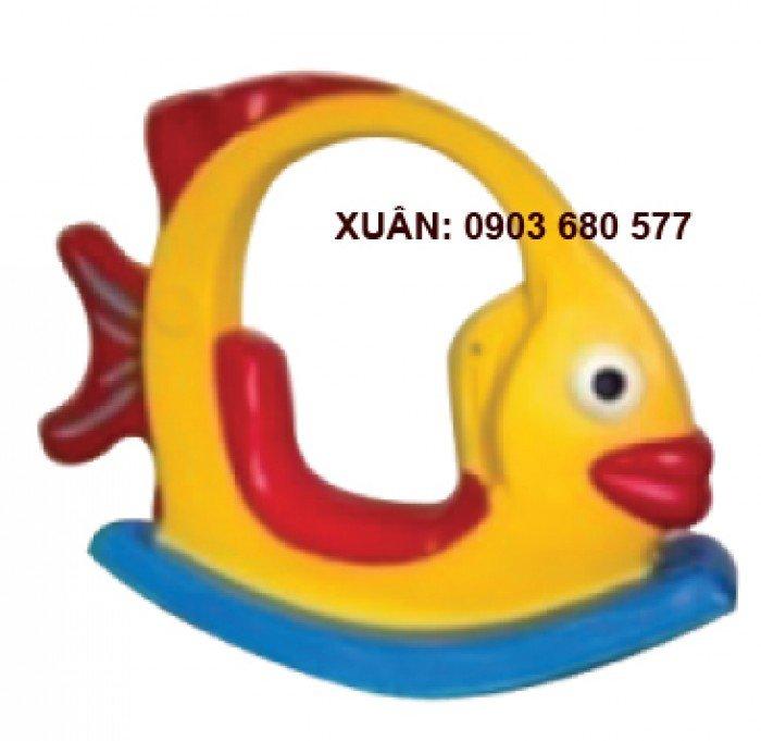 Đồ chơi an toàn cho trẻ - bập bênh nhựa đúc5