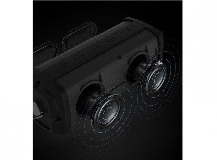 Loa Bluetooth Chống Nước Remax RB-M12 Pin 4000 mAh, Âm Thanh Cực Hay - MSN388307