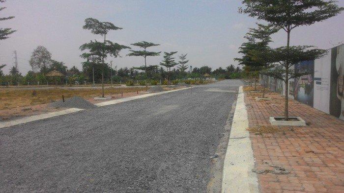Bán đất nền Bình Chánh mt Đinh Đức Thiện 520tr/nền 50% trả góp 14 tháng ko lãi xuất