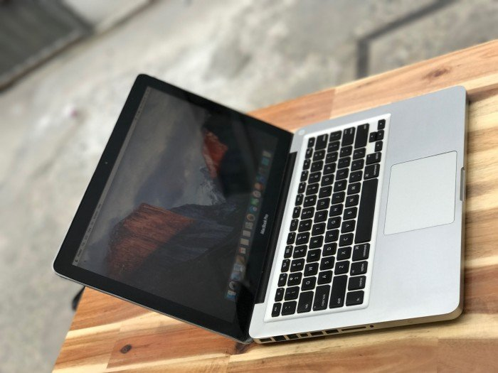 Macbook Pro A1278 13inch, i7 8G 750G Đẹp zin 100% Giá rẻ