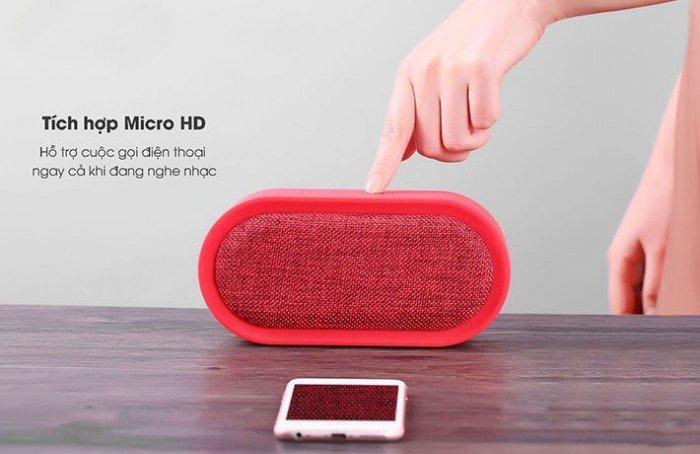 Loa Bluetooth Remax RB - M11 Lọc âm thanh tốt, âm thanh Hay, công suất 3.5W - MSN388310