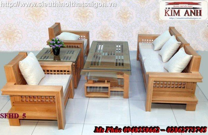 Sofa gỗ giá rẻ | sofa gỗ tự nhiên giá rẻ đẹp đến ngất ngây4