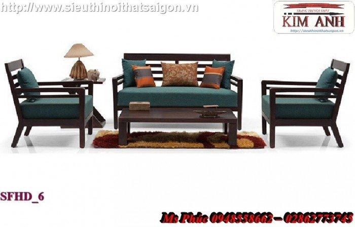 Sofa gỗ giá rẻ | sofa gỗ tự nhiên giá rẻ đẹp đến ngất ngây5