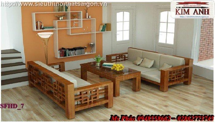 Sofa gỗ giá rẻ | sofa gỗ tự nhiên giá rẻ đẹp đến ngất ngây6