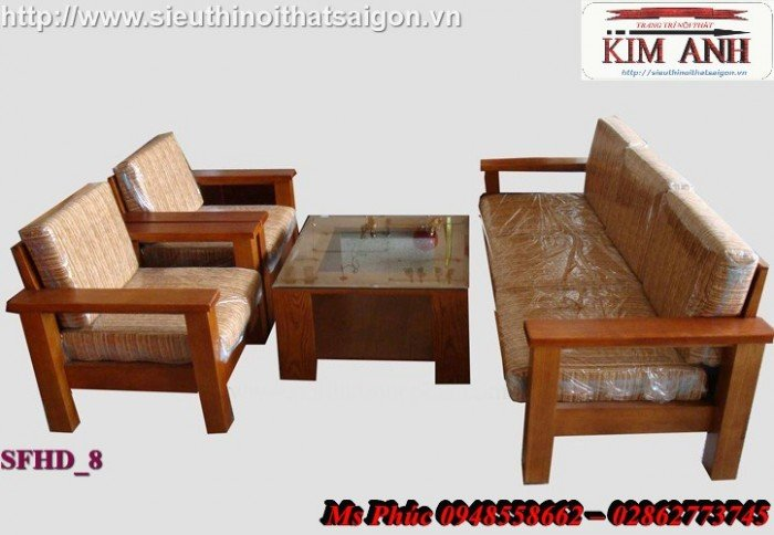 Sofa gỗ giá rẻ | sofa gỗ tự nhiên giá rẻ đẹp đến ngất ngây7