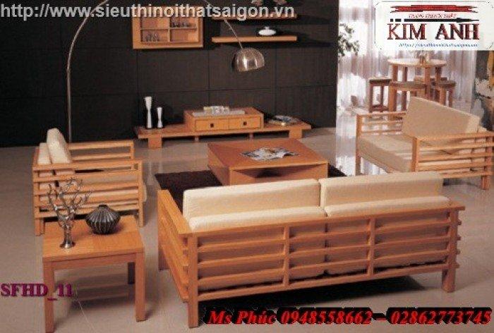 Sofa gỗ giá rẻ | sofa gỗ tự nhiên giá rẻ đẹp đến ngất ngây10