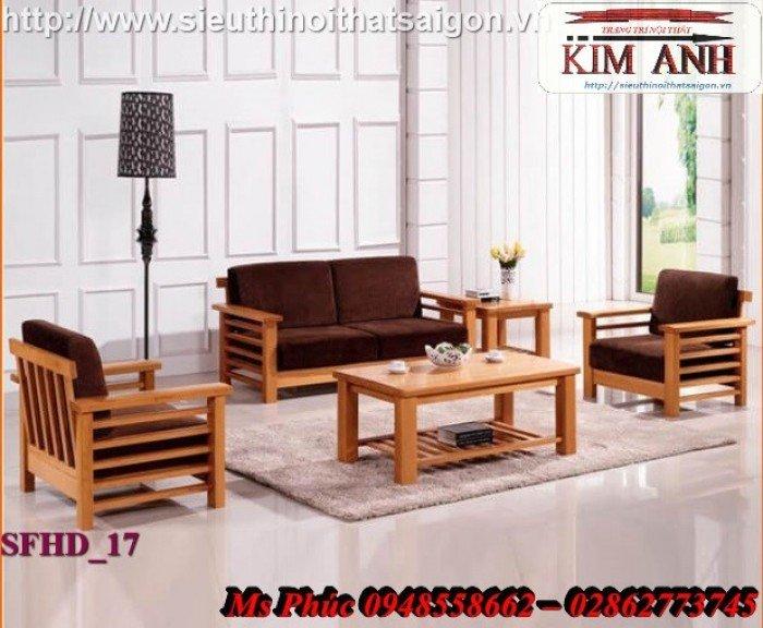 Sofa gỗ giá rẻ | sofa gỗ tự nhiên giá rẻ đẹp đến ngất ngây15