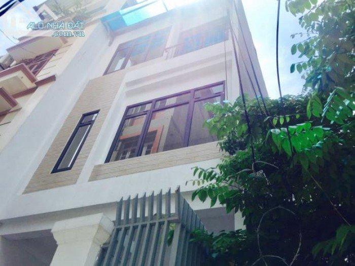 Bán nhà Nguyễn Đức Cảnh – Hoàng Mai, 51m2x5T, kd, oto đỗ cửa