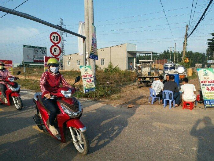 Bán đất ngay chợ Tam An, sát KCN Long Thành