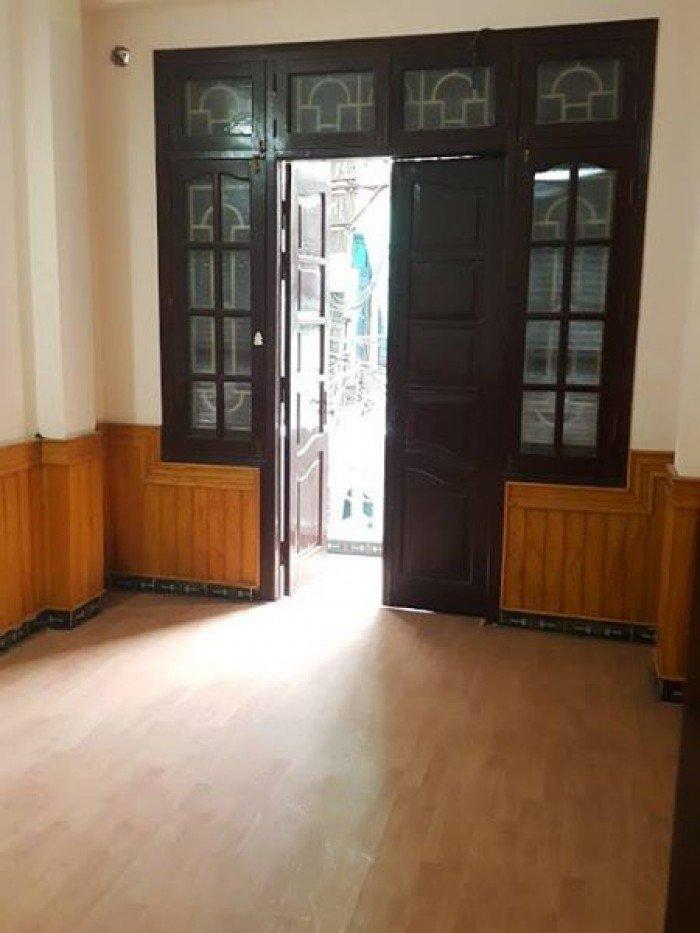 Bán nhanh trong tháng căn nhà 5 tầng tại Láng Thượng-Đống Đa, oto vào nhà MTG.