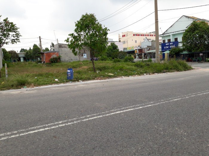 Lô đất 450m2 ngay đường Mỹ Phước - Tân Vạn đường nhựa 16m