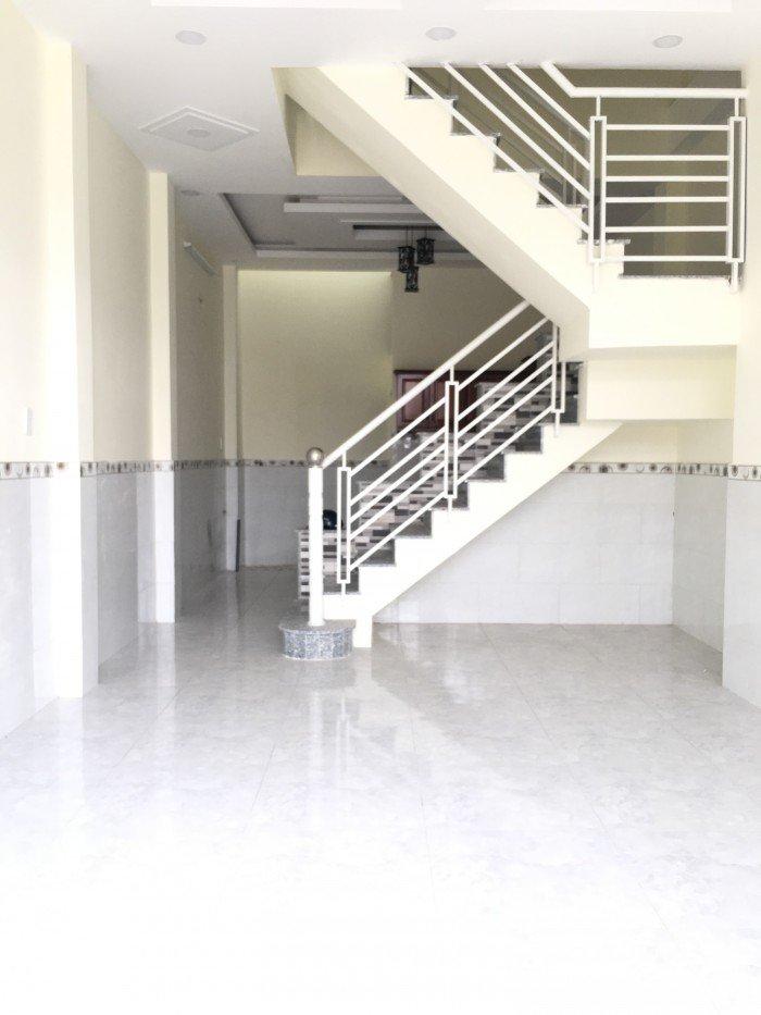 Nhà 1 lầu 4.2x12.5 đường TX52 đường 8m bê tông