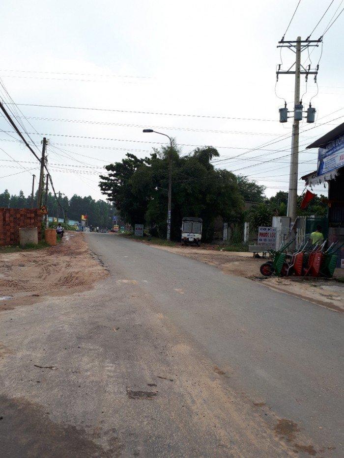 Đất Nền KCN Long Thành, Thổ Cư 100%, SHR, Giá CĐT