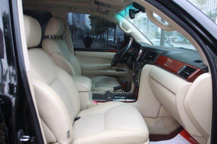 Lexus LX570 sản xuất năm 2008 Số tự động Động cơ Xăng