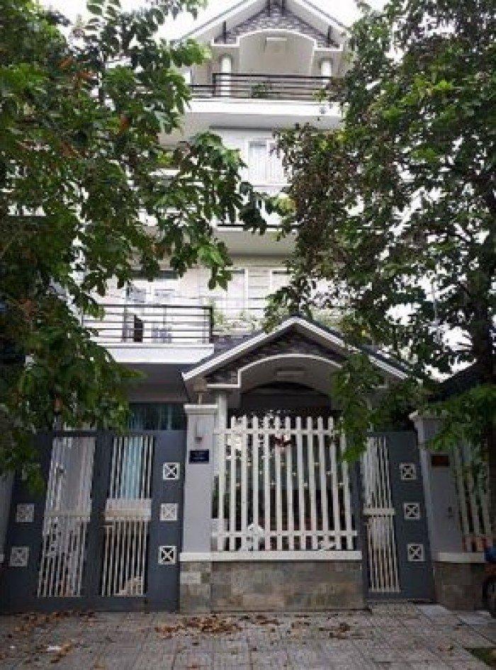 Tôi bán gấp Biệt Thự view sông Sài Gòn, DT 800m2, 1 hầm, 3 lầu. Giá bán gấp