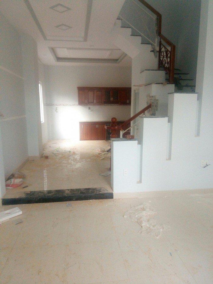 Nhà Đẹp 54m2, 1 Trệt 3 Lầu Đường 36 Hiệp Bình Chánh