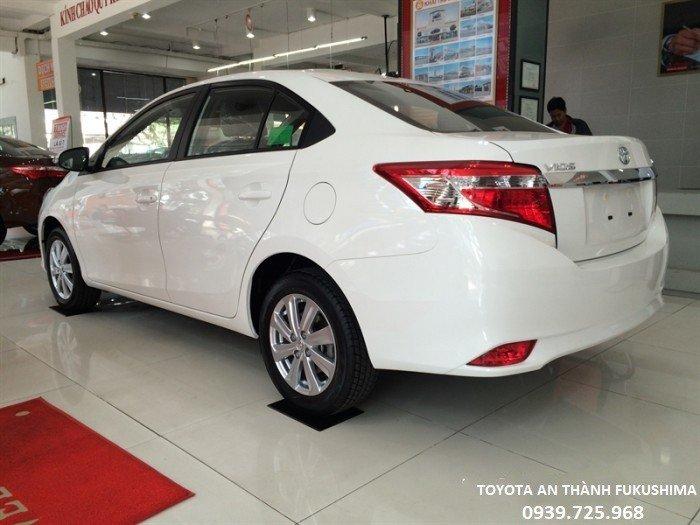 #Toyota Vios Màu Trắng 040