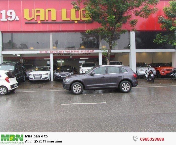 Audi Q5 sản xuất năm 2011 Số tự động Động cơ Xăng