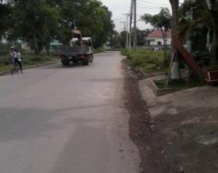 An cư lý tưởng!! Đất đường Huỳnh Tấn Phát 90m2, MT đường nhựa 8m, Sổ hồng riêng