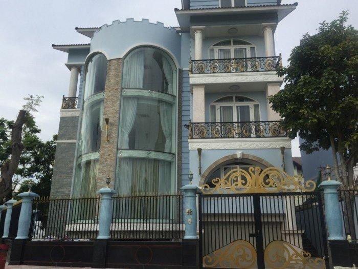 Phá Sản Bán Gấp Nhà 120m2 (01 Trệt, 02 Lầu), Đường Lương Định Của, Quận 2