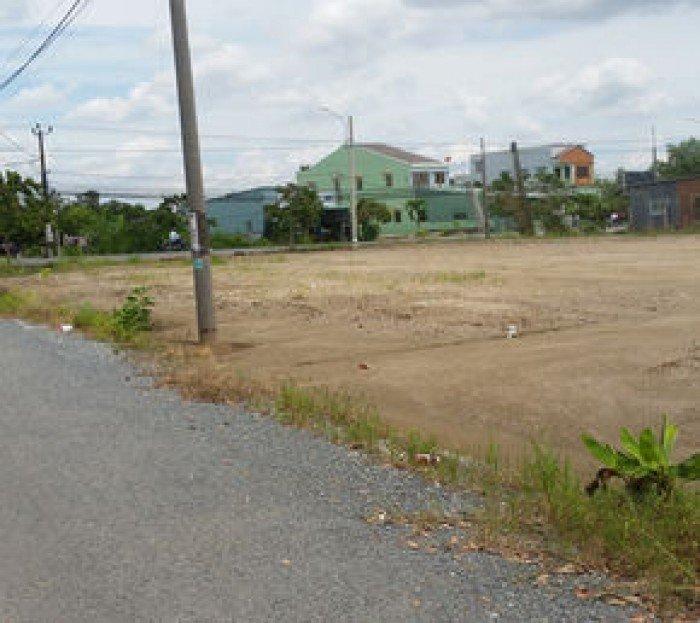 Kẹt tiền bán 1500m2 đất vườn, đường 835b, xã Phước Hậu, Long An