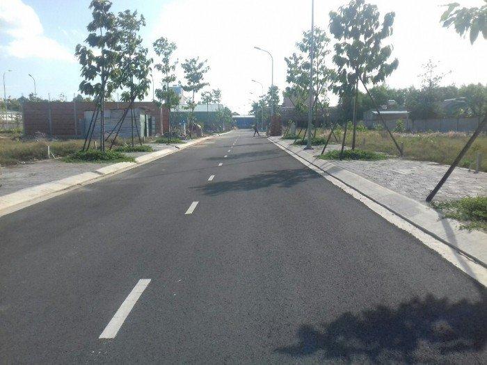 Đất dự án đường Nguyễn Duy Trinh Quận 2, đã có sổ riêng từng nền, duy nhất 3 lô giá 730tr