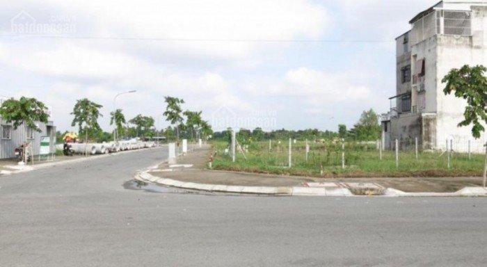 Bán gấp đất thổ cư 2 mặt tiền đường Số 10, Bình Tân 52m2