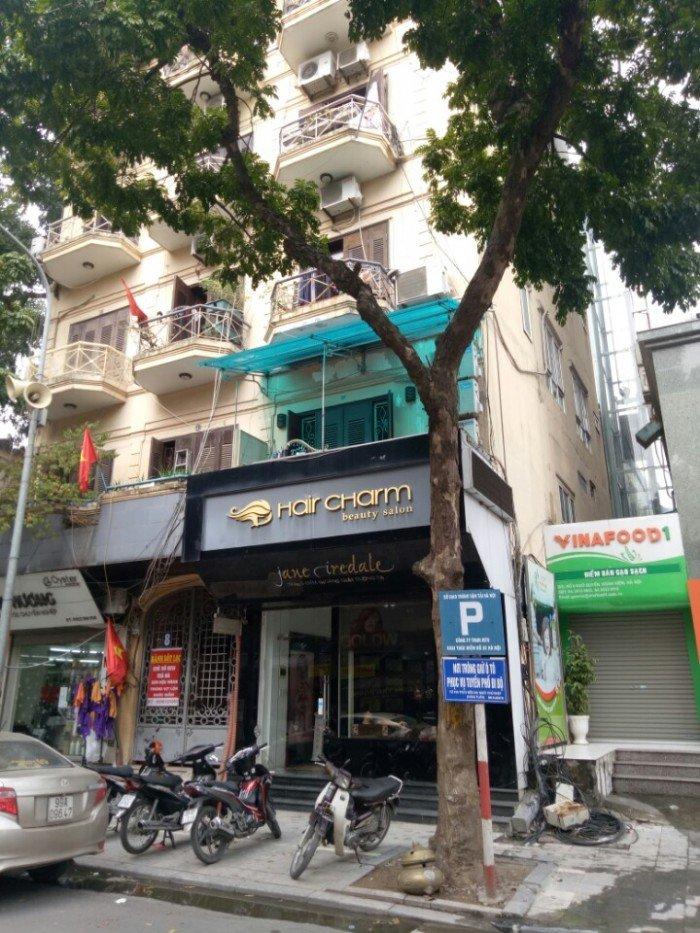 Chính chủ cần bán tòa nhà mặt phố Quán Sứ Hoàn Kiếm, Hà Nội