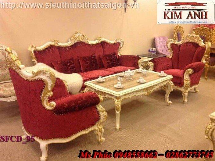 sofa tân cổ điển tại Bạc liêu7