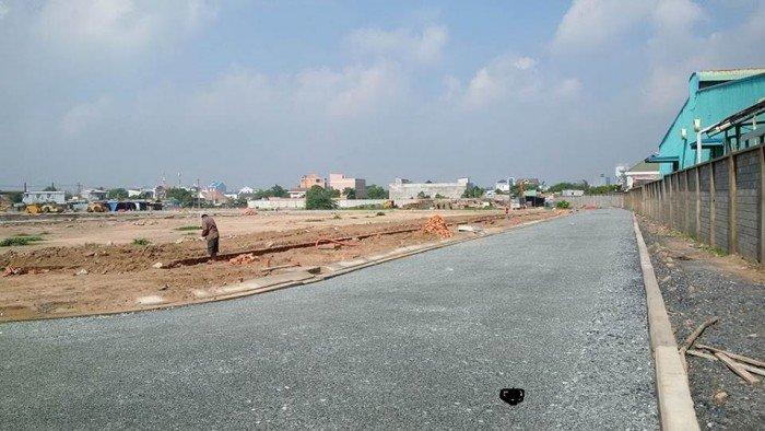 Bán đất tại đường Nguyễn Văn Bứa, huyện Hóc Môn