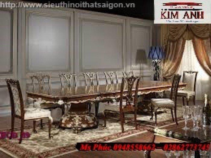 bàn ghế ăn tân cổ điển Châu Thành16