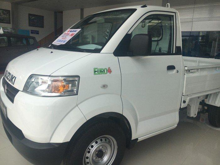 Xe tải nhẹ SUZUKI Super Carry Pro thùng lửng, giá tốt nhất