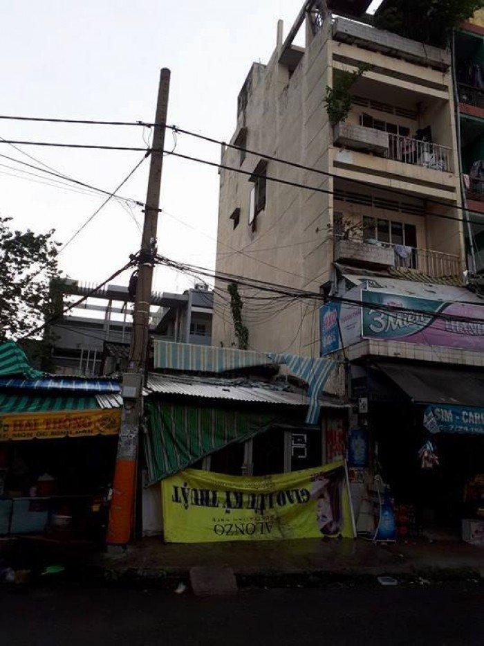 Bán đất lô góc thành Thái 5.5x14, Q10