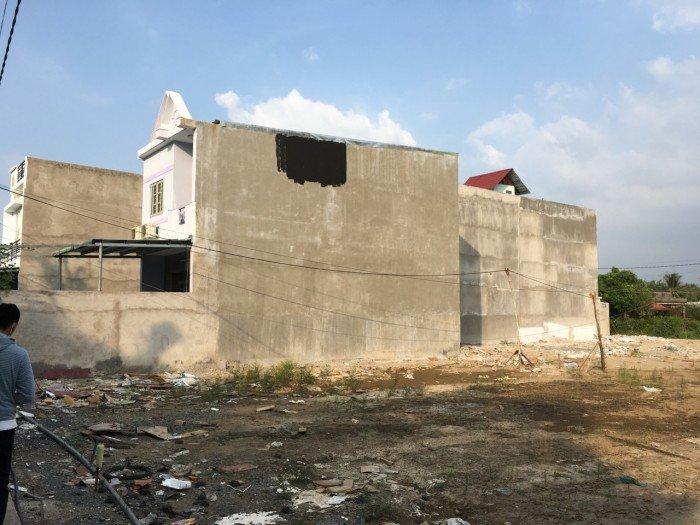 Đất thổ cư chợ Tân Bửu - Nguyễn Hữu Trí, sổ đỏ riêng, xây dựng tự do 100m2