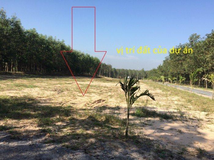 Đất Mặt Tiền Quốc Lộ 51 Xã Long Đức, Long Thành , Đồng Nai