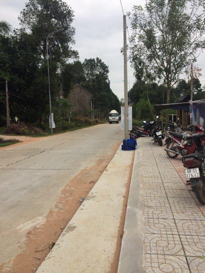 Thanh lý 2 lô liền kề lên đc thổ cư 100% đường Búng Gội Phú Quốc
