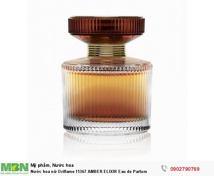 Nước hoa nữ Oriflame 11367 AMBER ELIXIR Eau de Parfum0