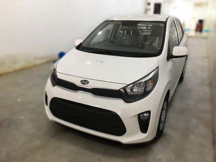 Kia Morning sản xuất năm 2017 Số tự động Động cơ Xăng