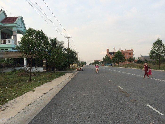 Đất nông nghiệp xã Tân Hiệp, huyện Hóc Môn, hẻm xe hơi, 4.200m
