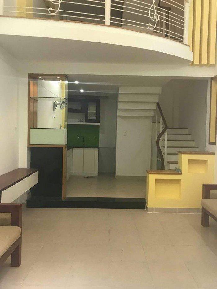 Bán nhà 2 tầng,Đ.An Dương Vương,P13,Q6,30m2