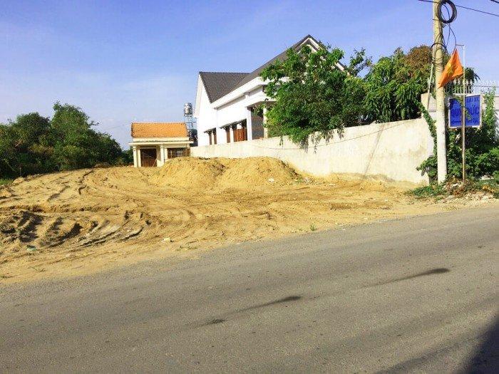 Tôi có lô đất 1375m2 mặt tiền đường Hoàng Phan Thái có 295m2 thổ cư