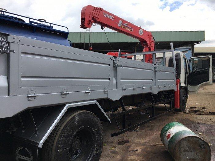 Xe tải Hino 8t gắn cẩu Unic 5t, xe tải Hino gắn cẩu, xe tải Hino 8t gắn cẩu Unic
