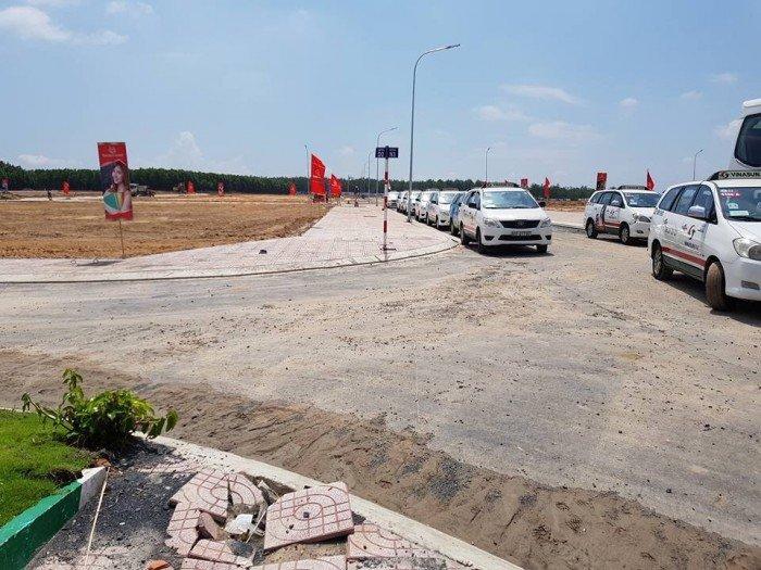Đất SBQT Long Thành, Mặt Tiền Đường DT769, Sổ đỏ riêng, xtd.