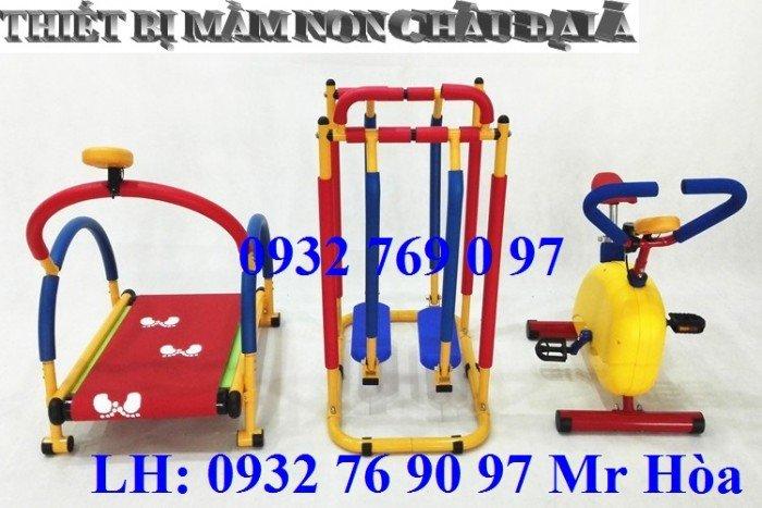 Thiết bị mầm non, thiết bị tập thể dục cho trẻ em nhập khẩu